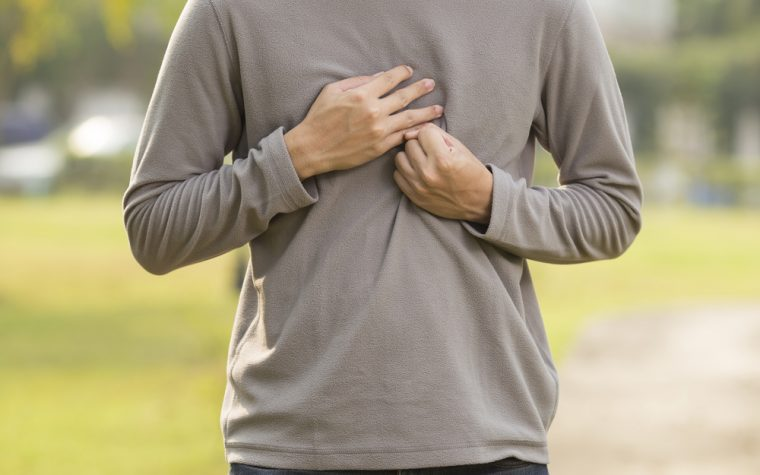 Antireflux therapy may help overweight patients with GERD and bronchiectasis.
